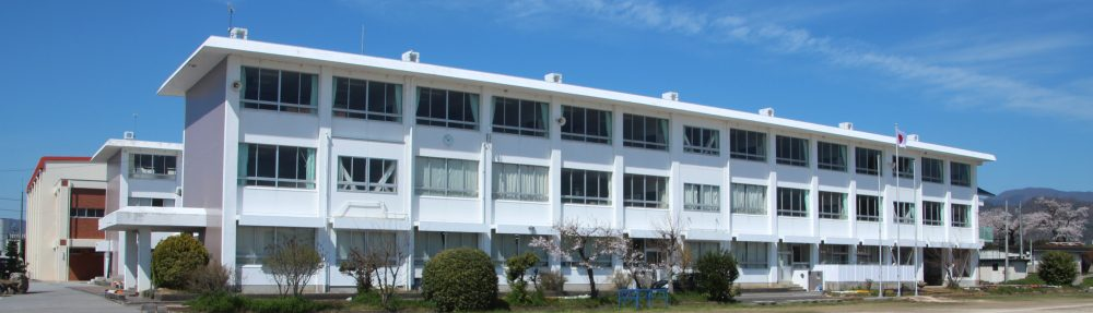 長浜市立湖北中学校